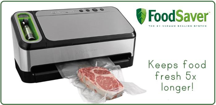 Foodsaver ad