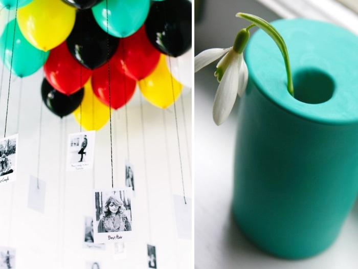 ballon party idea