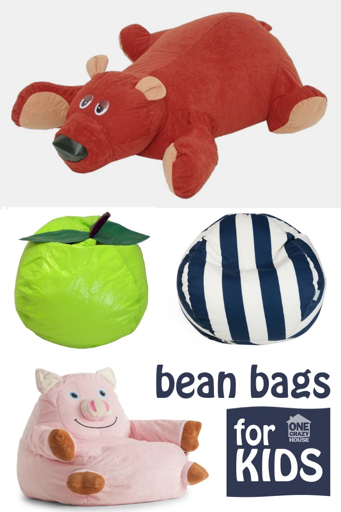 Animal Bean Bag Chairs For Kids