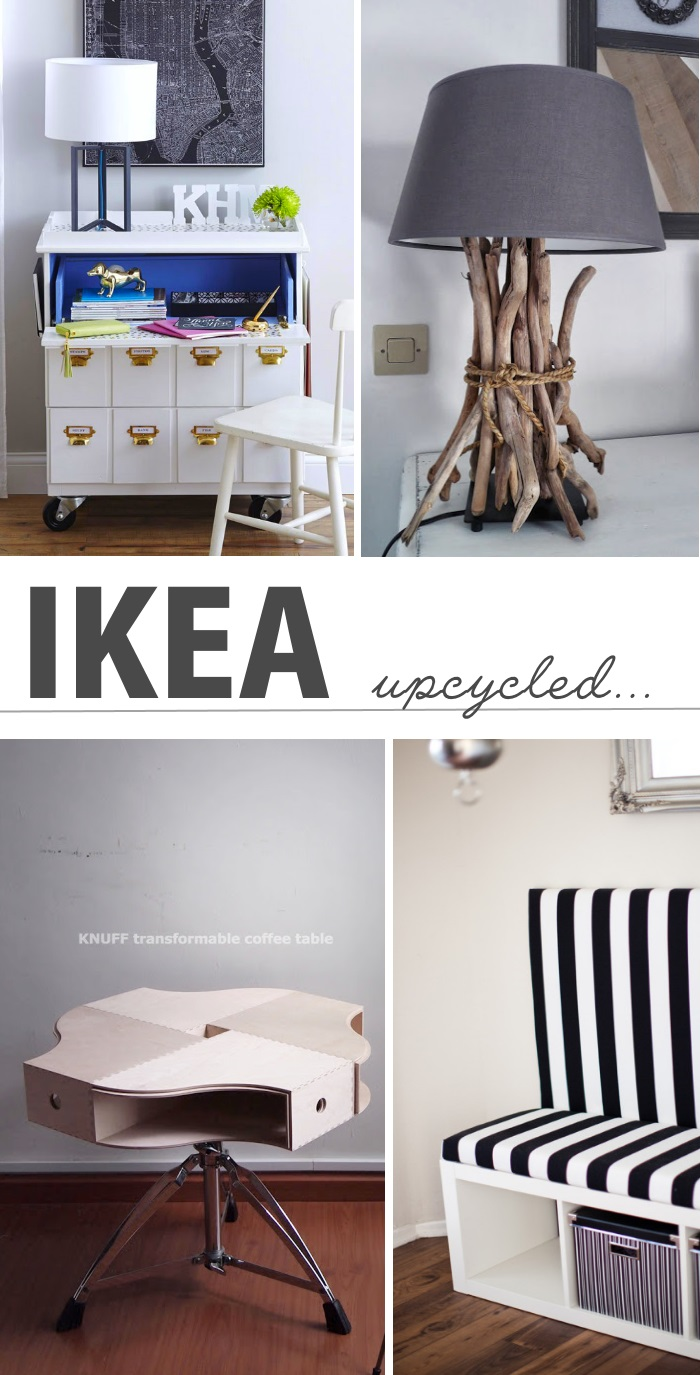 17 ikea hacks you didn 39 t know you needed. Black Bedroom Furniture Sets. Home Design Ideas