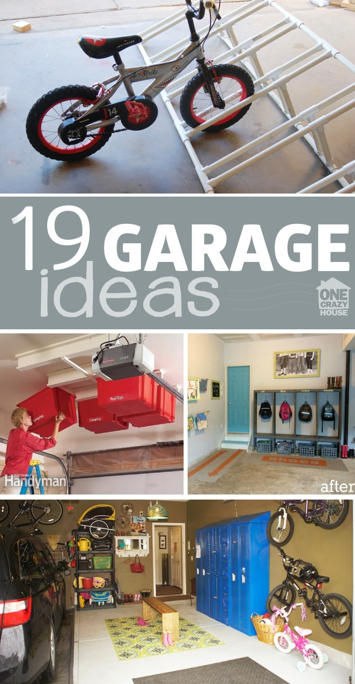 Garage Organization Tips 18 Ways To Find More Space In