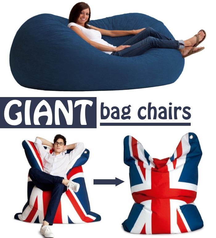 19 Unusual Bean Bag Chairs
