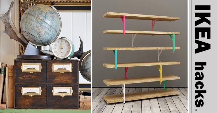 17 Ikea Hacks You didnt Know You Needed
