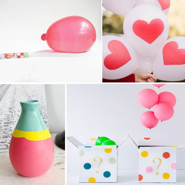 24 ways balloons can make you smile for Fun things to do with water balloons
