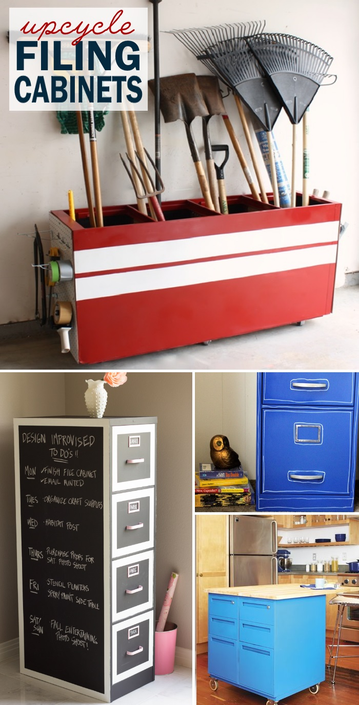 What To Do With Old Cabinets 15