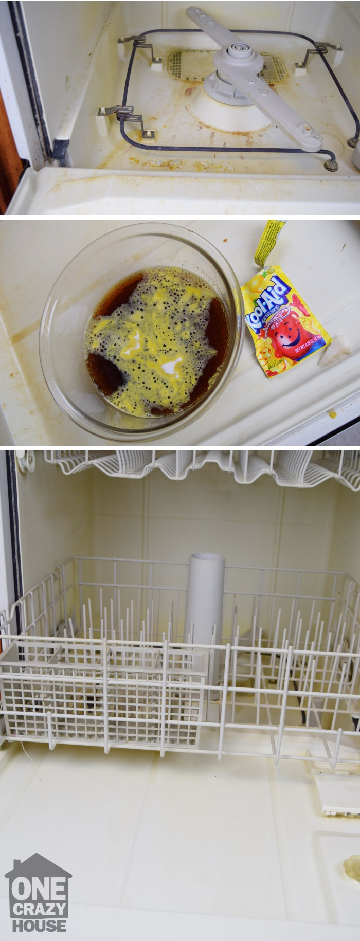 How To Clean A Gross Dishwasher