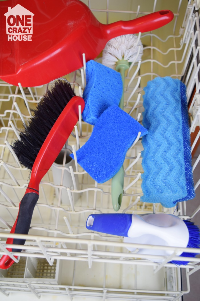 things you can wash in the dishwasher