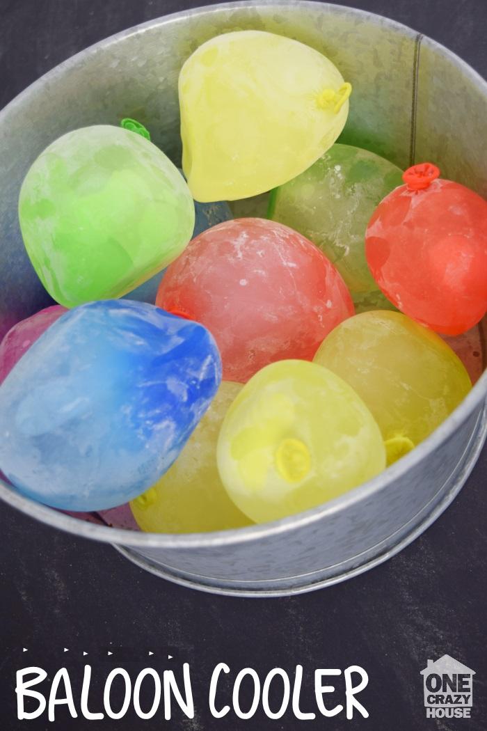 balloon cooler