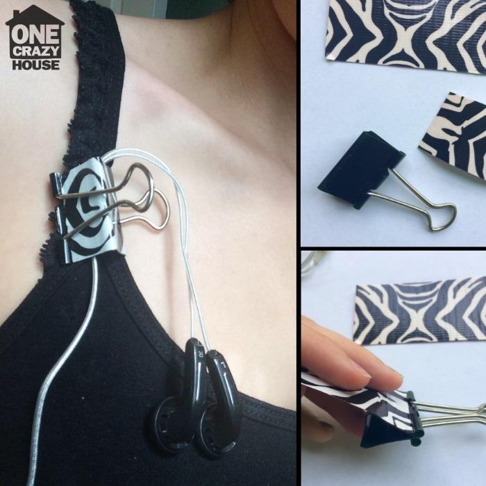 binder clip tip