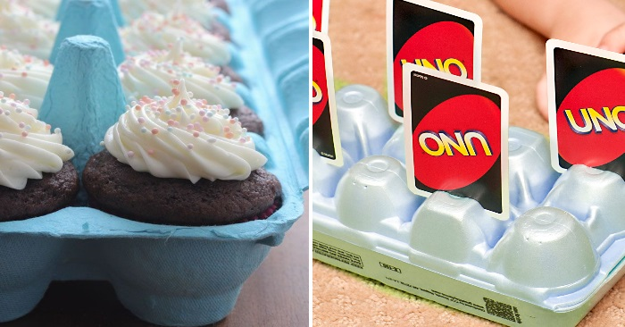 20 things you can do with an egg carton for Things to make with egg boxes