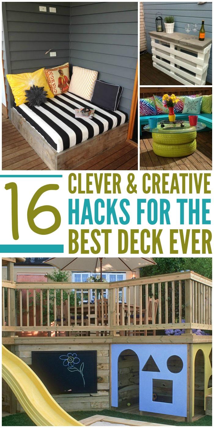 genius deck ideas