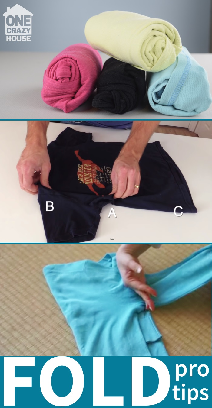 genius folding tips