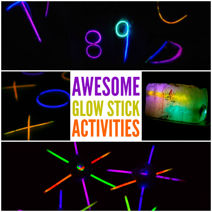 Kids love glow sticks! Make the experience more fun and enjoyable with these tips and ideas.