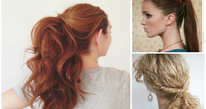 15 Quick & Cute Ponytails Perfect for Moms