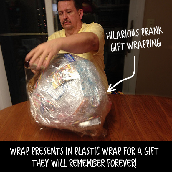 15 Crazy Ways To Use Plastic Wrap Page 13 Of 17 101