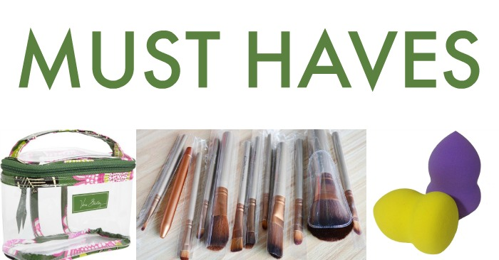 Beauty Tools and Beauty Must Haves Items