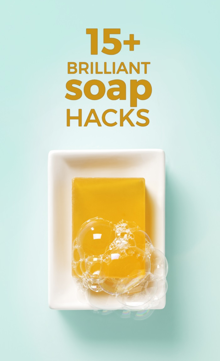 clever DIY soap tips