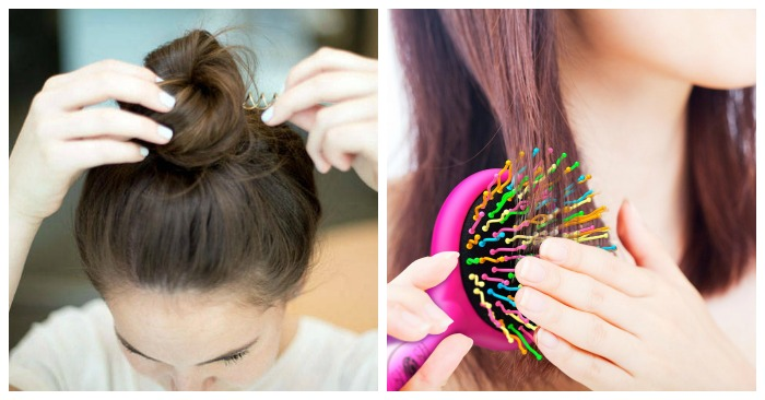 15 Brilliantly Easy Hair Care Tips You Want Like, Yesterday