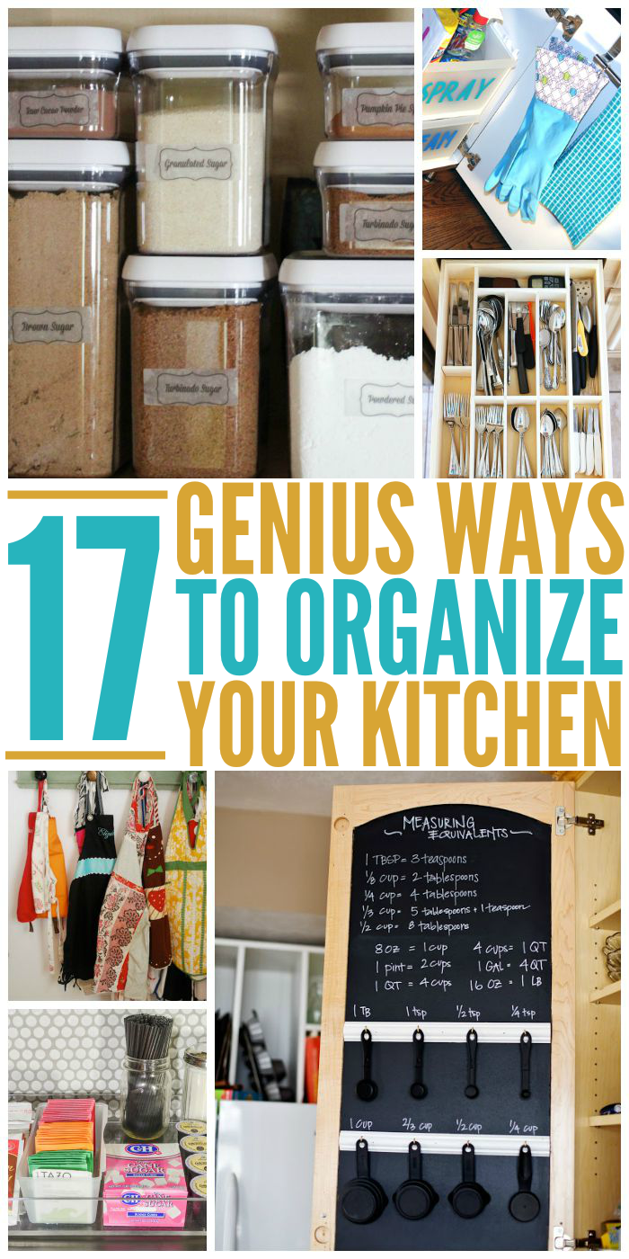How To Organize Kitchen Great Post On How To Organize