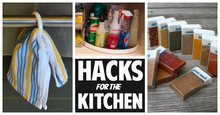 20 Kitchen Hacks You've Never Seen