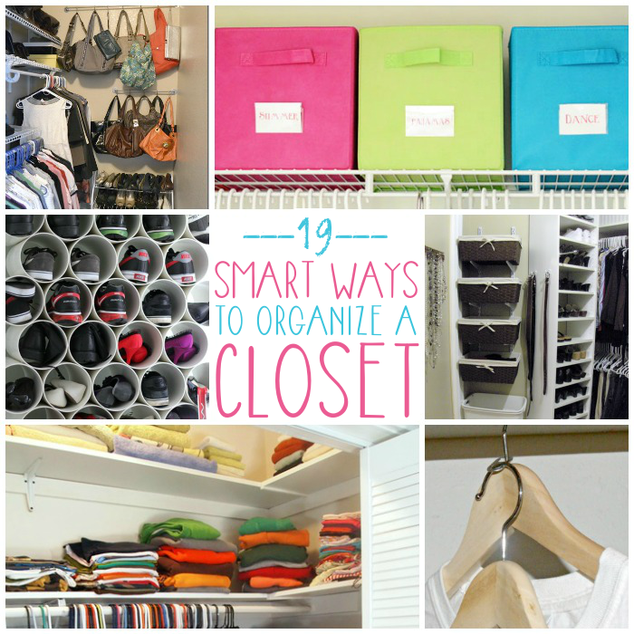 19 hacks that show you how to organize your closet for How do you organize your closet