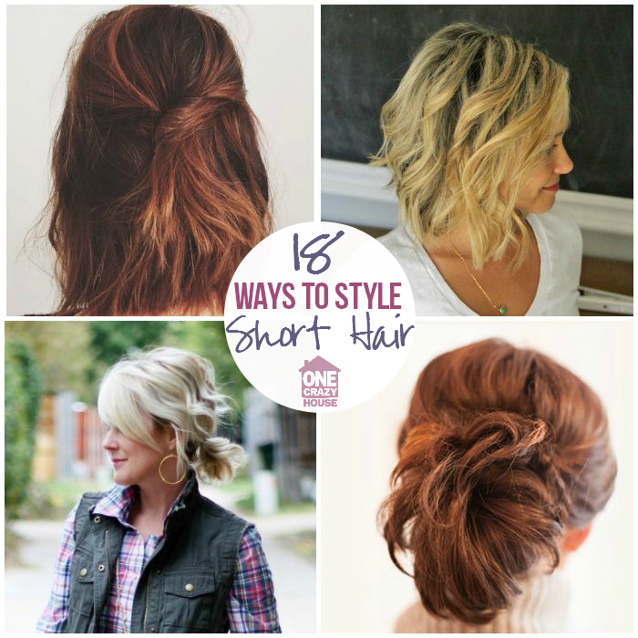 Find out how to curl your hair and make it last . She gives several ...
