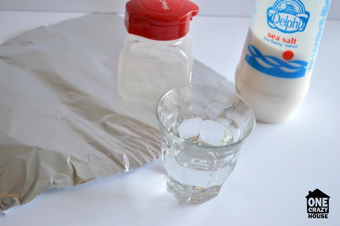 Aluminum Foil Hacks - Remove Tarnish