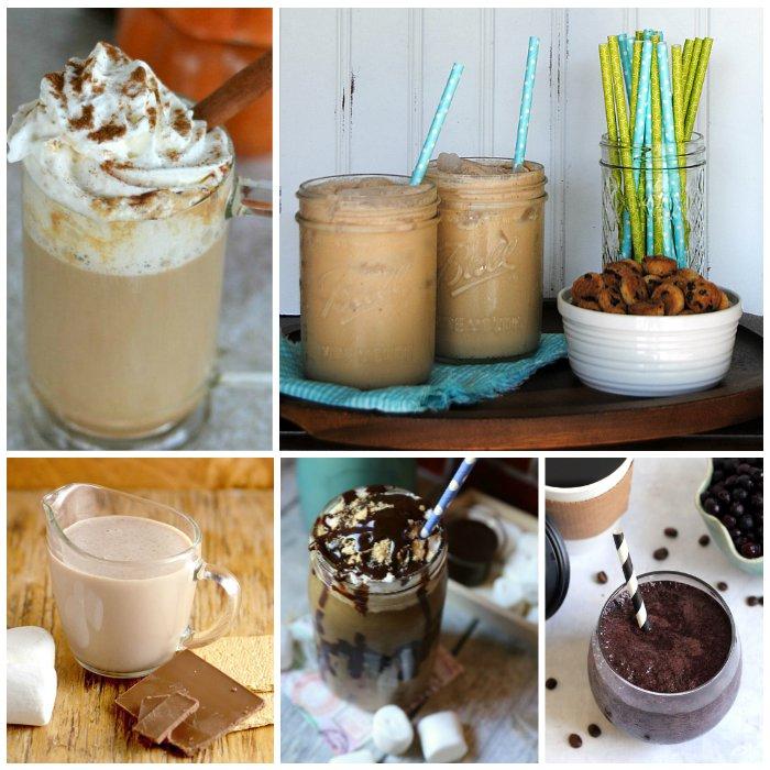 Creamy Coffee Drink Recipes