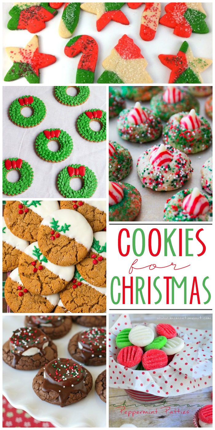 Easy christmas cookie recipes that you 39 ll love for years for Easy holiday baking recipes for gifts