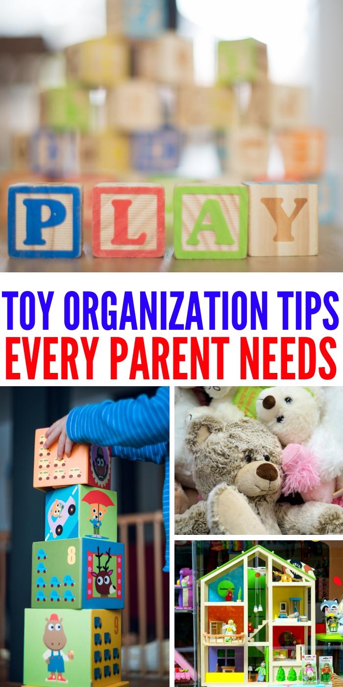 toy organization tips