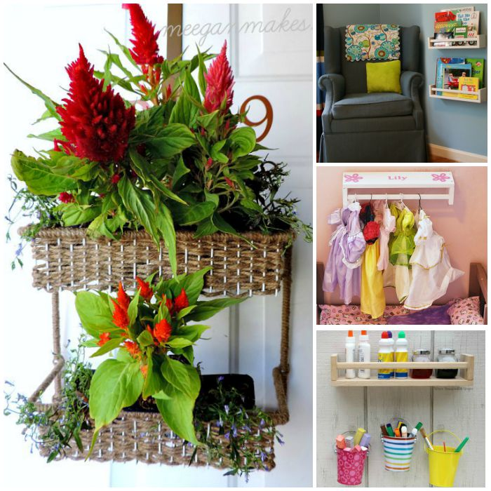 Ways to Reuse a Spice Rack