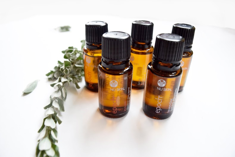 Room spray made with essential oils!