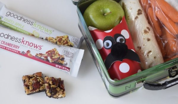 Lunchbox Treat Idea