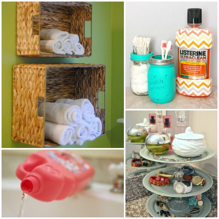 Bathroom Shower Organization Ideas: Best bathroom storage ideas and ...