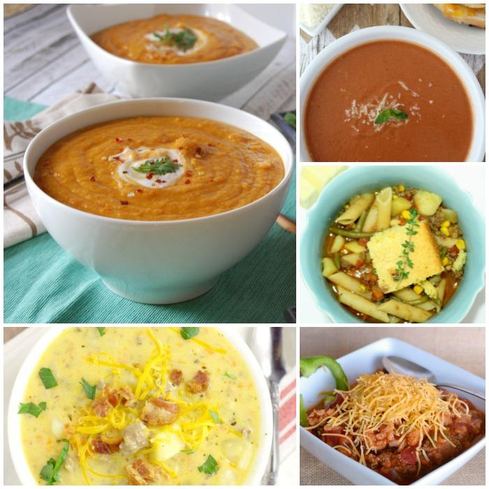 delicious soup recipes