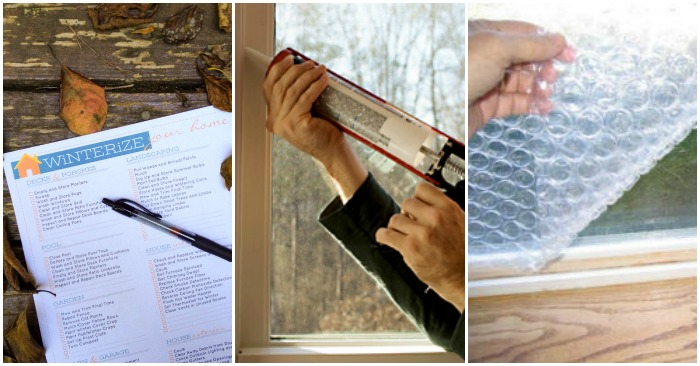Winterize a Home 101: How to Get Your House Ready