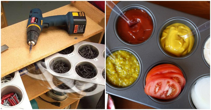 16 Crazy Ways to Use Muffin Tins