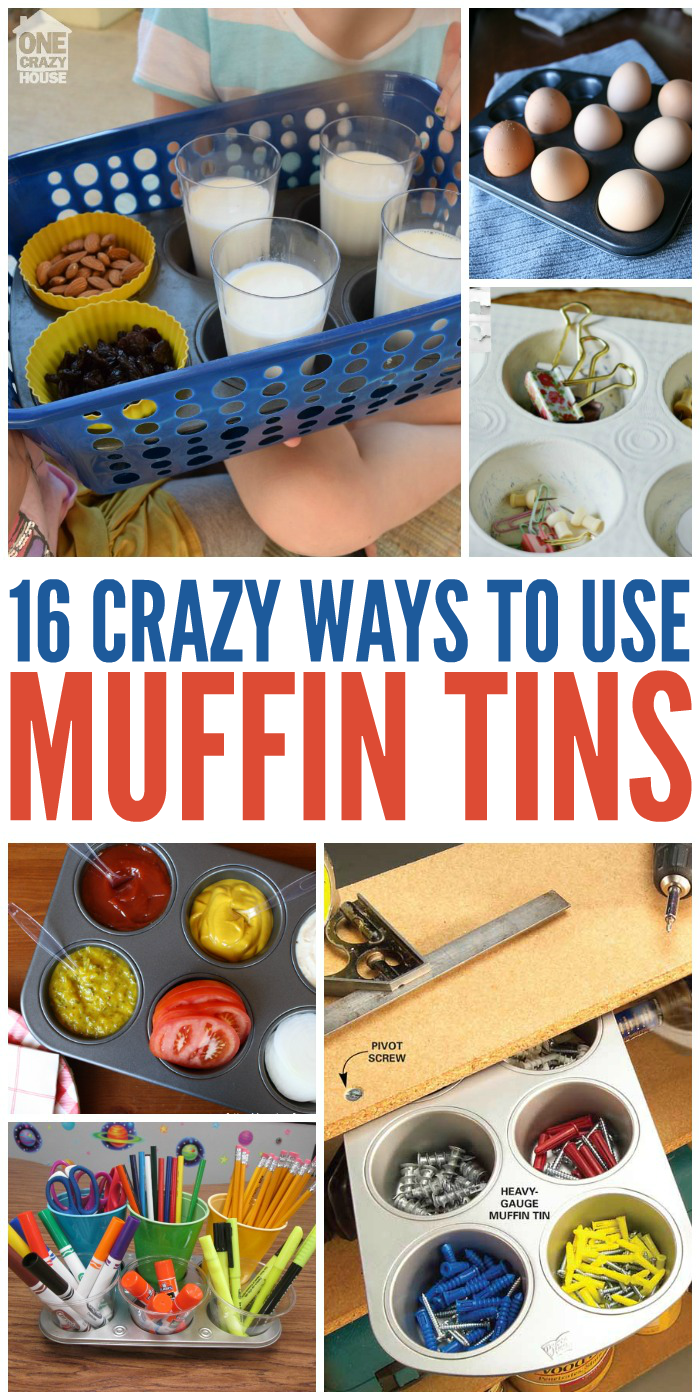 16 Muffin Tin Hacks You Need to Know