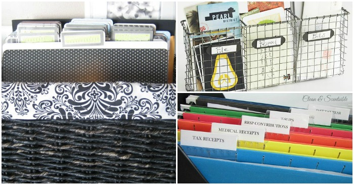 15 Ways to Get Rid of Paper Clutter RIGHT NOW