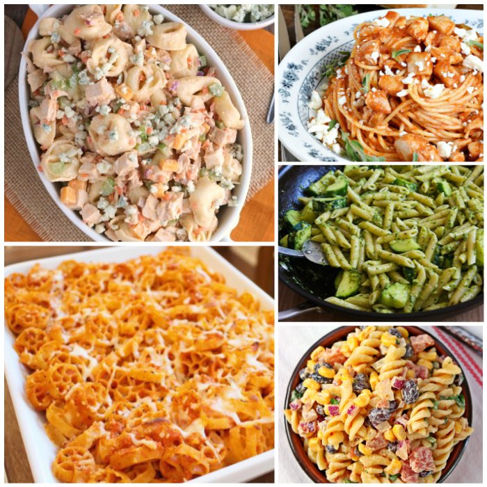 Family-Friendly Pasta Meals