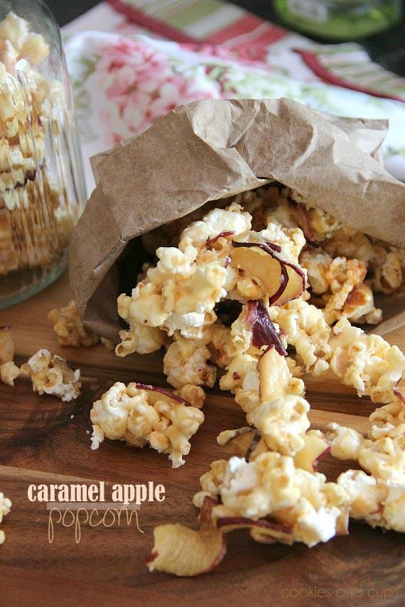 flavored popcorn recipes 4
