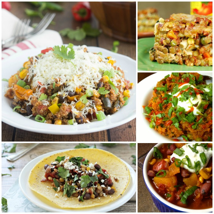However, in these recipes, you put them in the pot uncooked and break to fit. They soften in just 3 to 4 hours, and you have dinner for the whole family with minimal mess and effort.