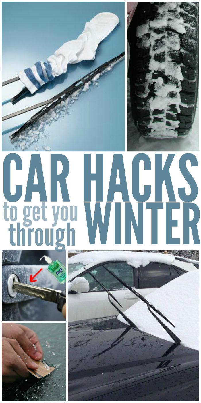 12 Car Hacks to Get You Through Winter