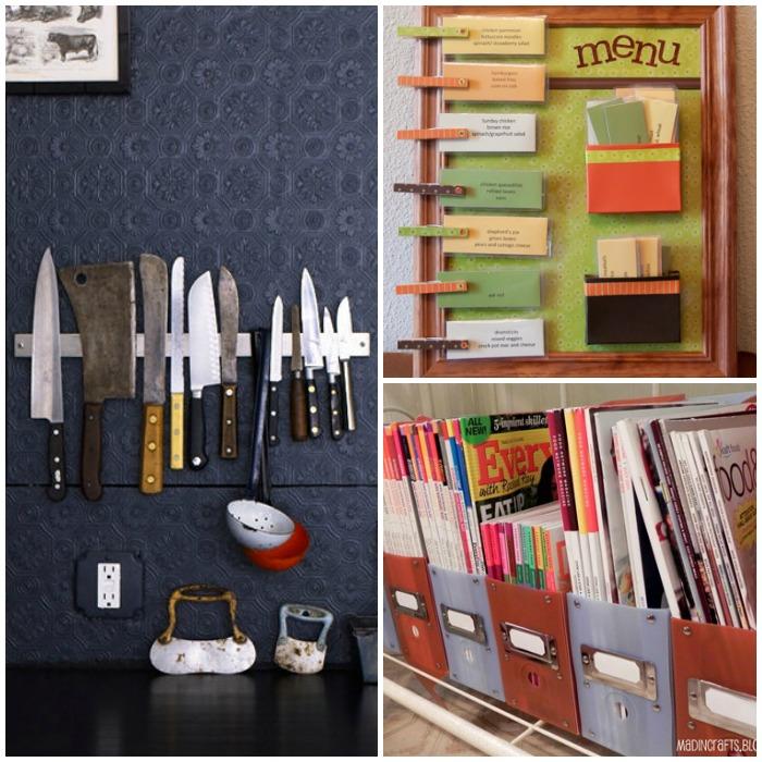 super easy kitchen organization ideas 2