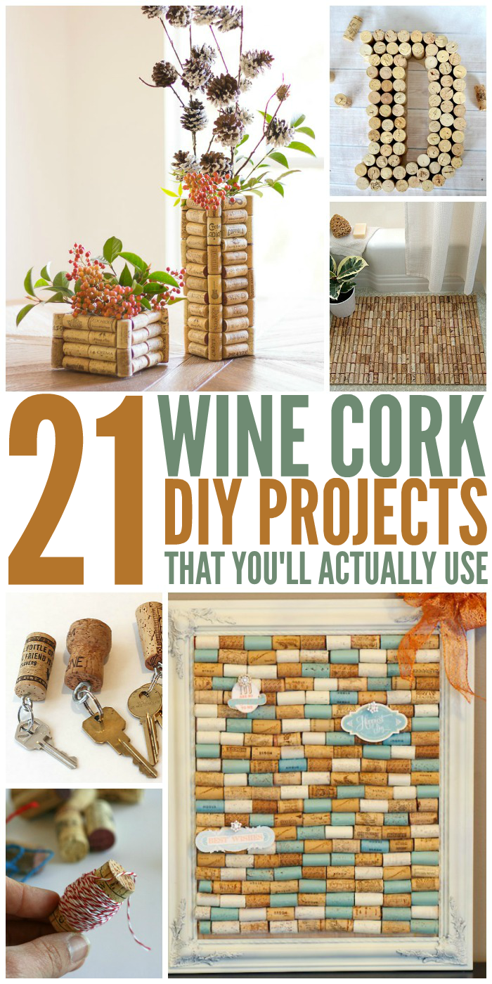 Crafts to do with wine corks - Crafts To Do With Wine Corks 51