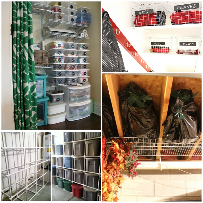 basement storage tips
