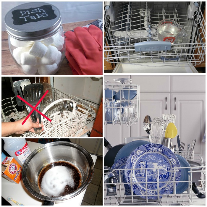 how to clean a burned pot with a dryer sheet