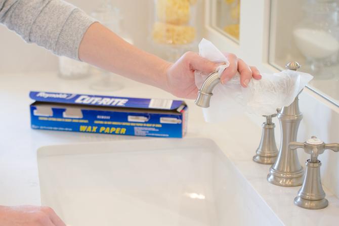 wax paper tips 2