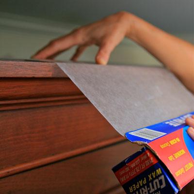wax paper tips 7