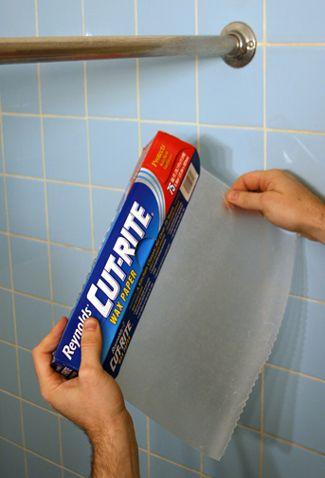 wax paper tips 8